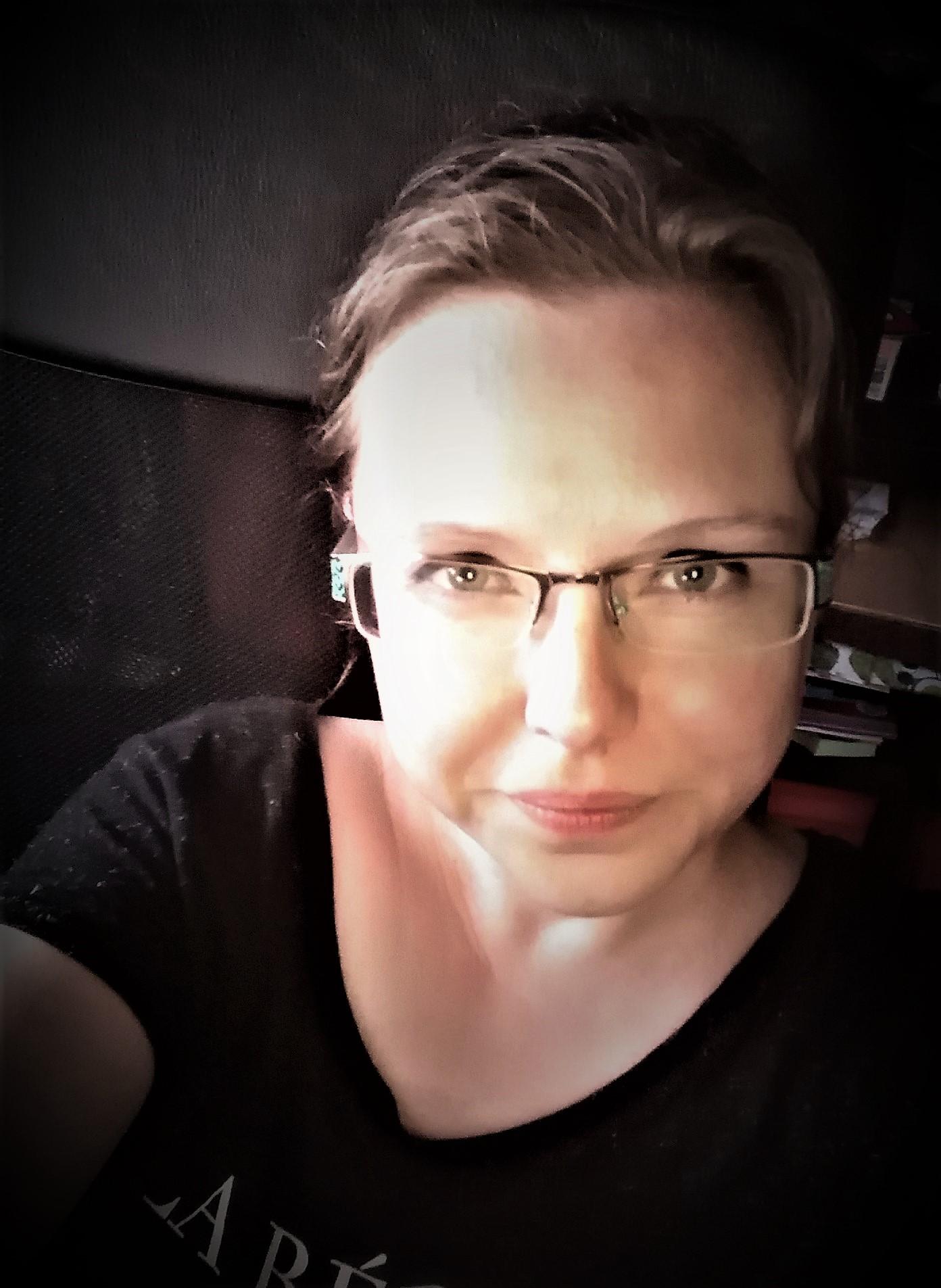 Katja Zimiak - Gründerin der Bücherklinik für Selfpublisher